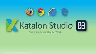 Working with Parameterized Custom Test Object in Katalon Studio