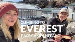 We climbed to Everest Base Camp | Winter 2019-2020 | Off season | Nepal