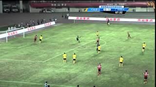 Chinese fa cup:Alberto Gilardino goal Henan Jianye 2-1 Guangzhou Evergrande