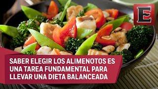 Punto y coma: ¿Cómo comer saludablemente?