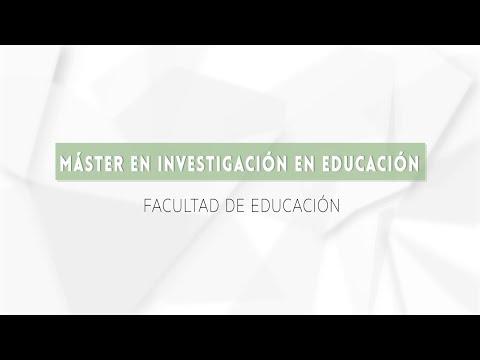 mÁster-en-investigaciÓn-en-educaciÓn---ucm