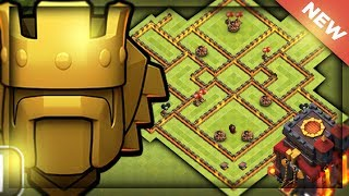Aldea para SUBIDA de COPAS TH10 Anti 2 Estrellas | Pushing Trophy Base | Zoloko |