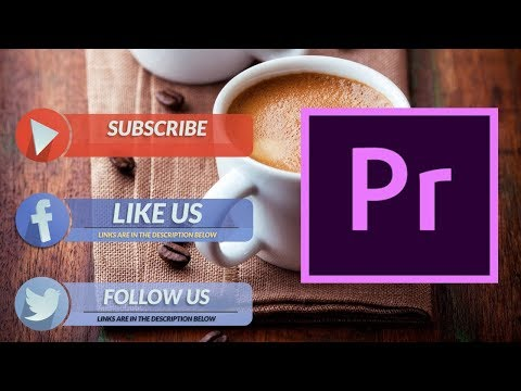 Adobe Premiere Pro CC : Edit Lower Third Text In Adobe After Effect CC 2015