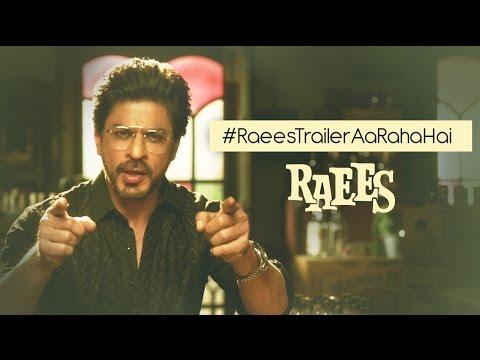 Raees   Watch Trailer on 7 Dec   Shah Rukh Khan   Mahira Khan   Nawazuddin Siddiqui