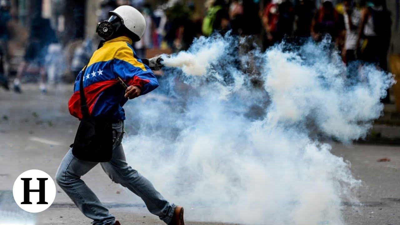 Wenezuela. Historia upadku 1/3