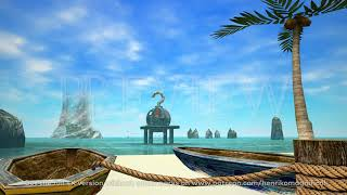 Zelda Majora's Mask 3D 4K (Great Bay Coast) - 4K 60FPS Looping Background by Henriko Magnifico