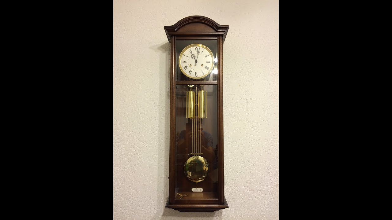 Ams 2 Weight Wall Clock By Din973 V68 Youtube