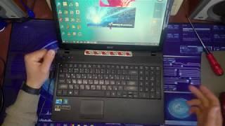 "Acer Aspire 5742G  - обзор и тест 15"" ноутбука на технологии NVIDIA Optimus - за 150$"