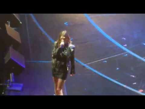 Daya -Don't Let Me Down- JingleBall Boston,MA...