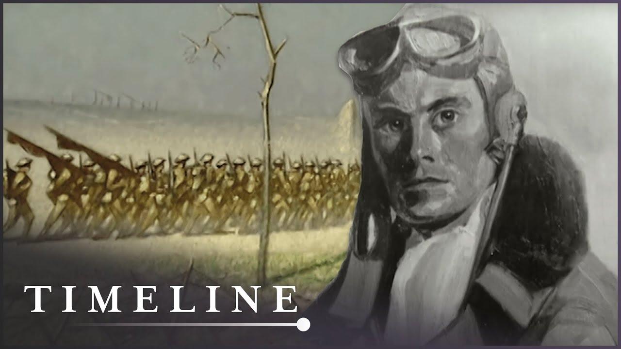 Canvas of War  (World War 2 Documentary) | Timeline