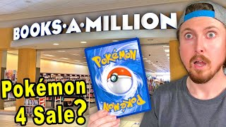 Does Books A Million Sell Pokemon Cards? Found Out and *RAINBOW RARE & EX* Pulled In Pack Opening