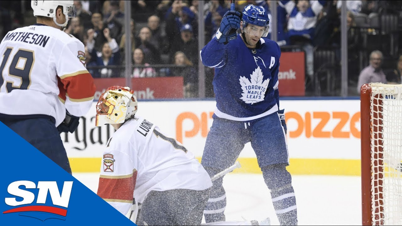 6bb837aeeaad15 Hats off to Tavares' fantastic first season in Toronto – ProHockeyTalk