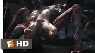 The Thing 610 Movie CLIP - The Thing Reveals Itself 2011 HD