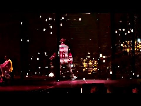 Justin Bieber - I'll Show You (Purpose Tour Montage)