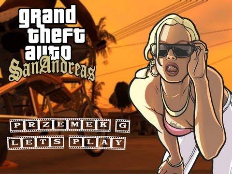 GTA San Andreas Gameplay ODCINEK 3