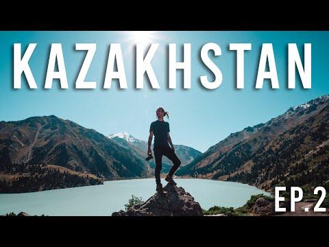 Most Beautiful Place in Kazakhstan