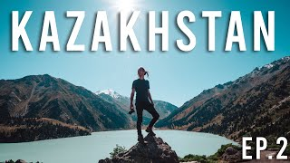 Most Beautiful Place in Kazakhstan