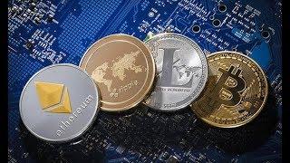 Как заработать криптовалюту без вложений. От 100 криптомонет в минуту на полном автомате