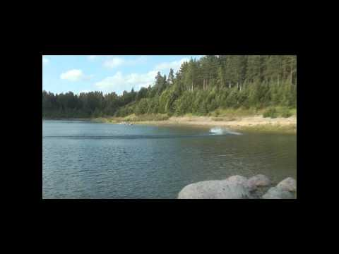 RC WEEKEND pt.1 rc boat cyberstorm with mamba monster 1550kw
