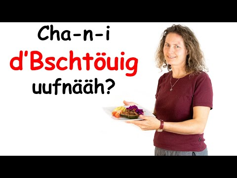 8 ordering food in a swiss restaurant swiss german lessons via skype 8 ordering food in a swiss restaurant swiss german lessons via skype m4hsunfo