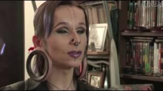 Roni Queen Of British Body Modification