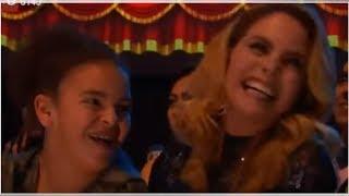 Mijares hace dueto con su hija y Lucero rompe en llanto