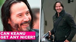 How Humble: Keanu Reeves Isn't Obsessed With His Bank Account | Rumour Juice