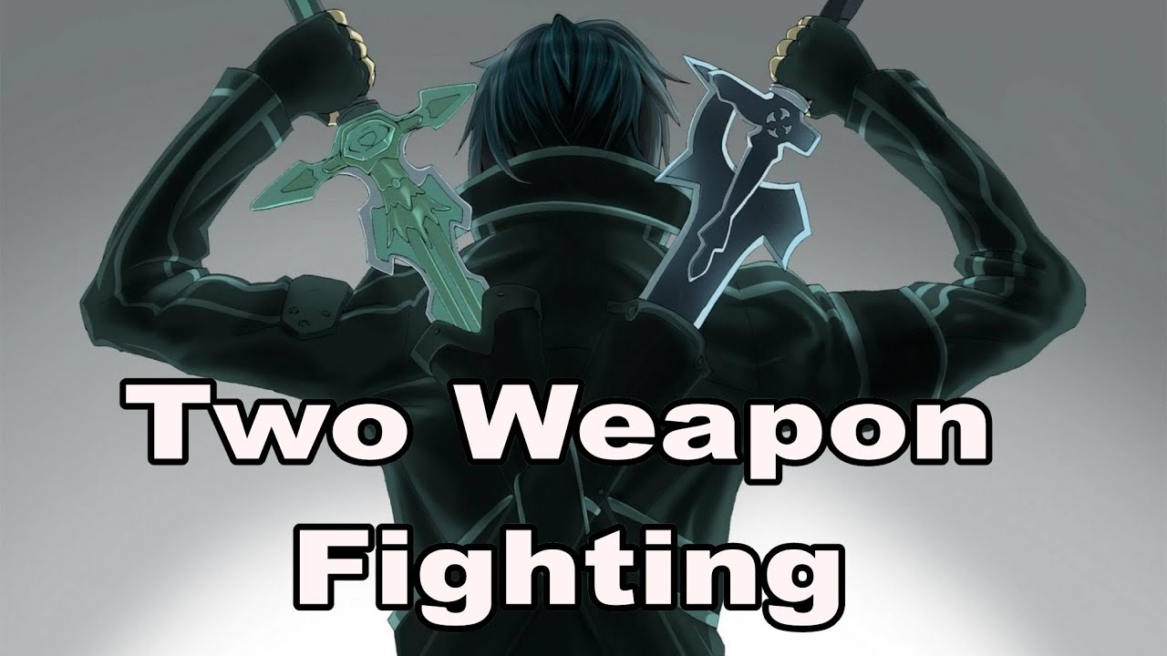 Pathfinder Is Two Weapon Fighting Worth It