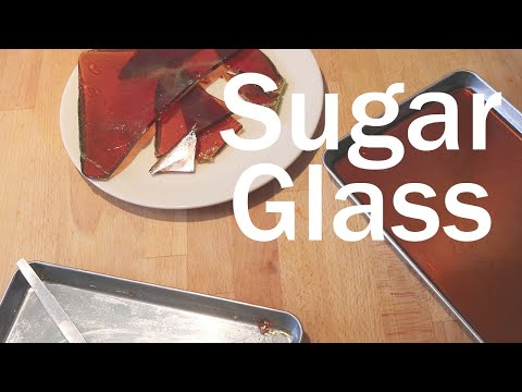 How to Make Easy Sugar Glass