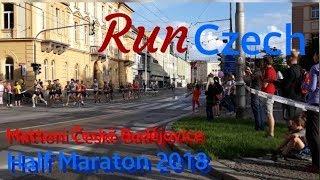 Mattoni České Budějovice Half Maraton 2018 - RunCzech