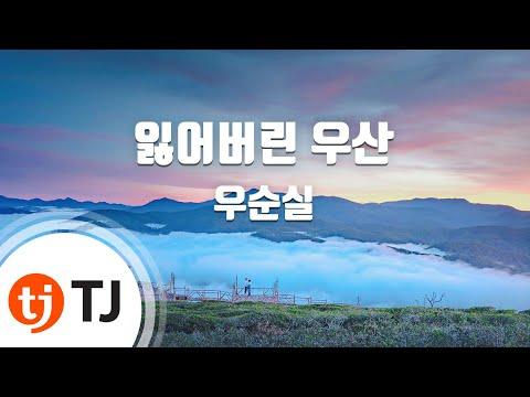 [TJ노래방] 잃어버린우산 - 우순실(Woo, Soon-Sil) / TJ Karaoke