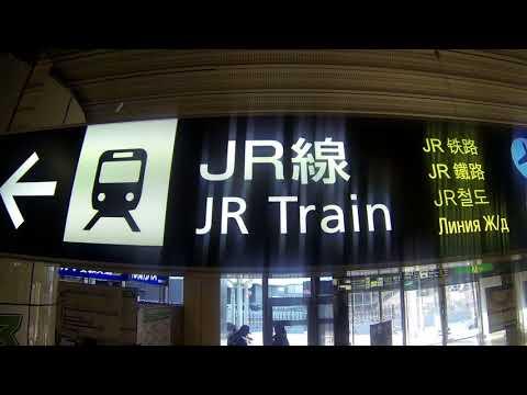 Sapporo (New Chitose) Airport to Otaru by train