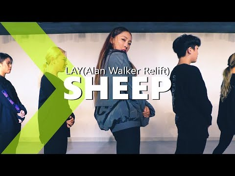 Lay - Sheep (Alan Walker Relift) / JaneKim Choreography.