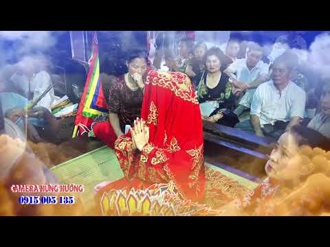 Thanh Đồng Hoàng Kim Măng Loan Gía Hầu Trần Triều - Đức Đại Vương