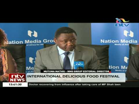 South African Delicious International Food, Music Festival in Kenya for the first time