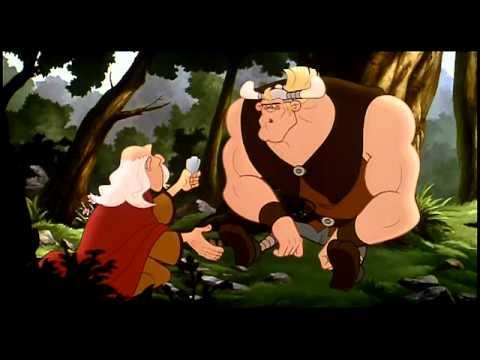 Asterix Und Die Wikinger