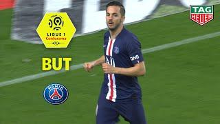 But Pablo SARABIA (72') / AS Monaco - Paris Saint-Germain (1-4)  (ASM-PARIS)/ 2019-20