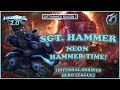 Grubby   Heroes of the Storm 2.0 - Sgt. Hammer - Neon Hammer Time! - HL 2017 S2 - Infernal Shrines