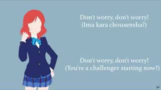 Love live! School idol school= Daring by Nishiniko Maki
