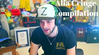 Alia Cringe compliation!