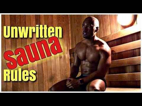 Sauna Benefits   Rules in a Sauna