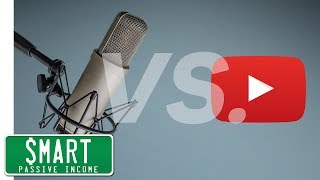 🔴 Podcasting vs. YouTube (Which is Better?)