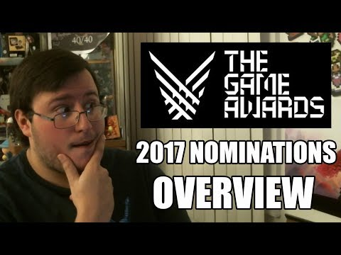 The Game Awards 2017 Nominees Overview & Predictions