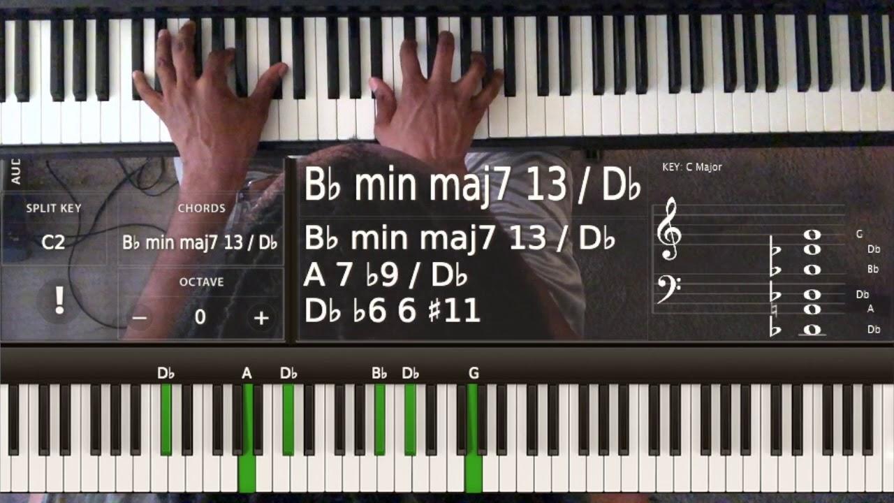 To God Be The Glory (Solo Piano Version) Midi