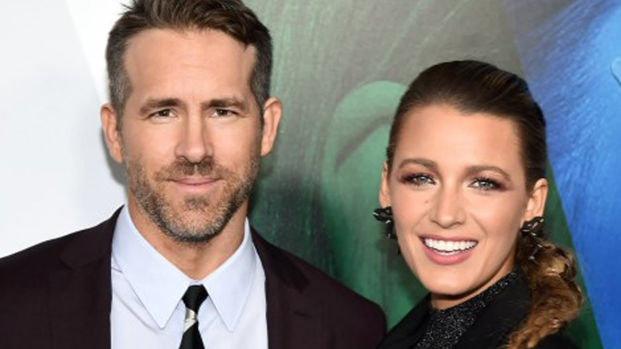 Blake Lively and Ryan Reynolds Just Shared the First Picture of Their Third Child