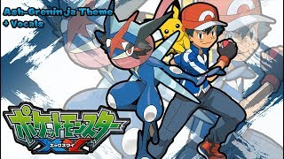 Pokemon XYZ: Ash-Greninja Theme (Added Vocals)