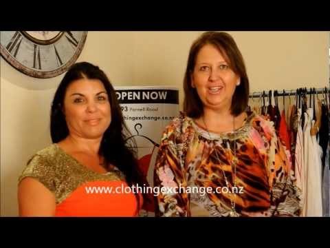 The Clothing Exchange - Sustainable shopping and swapping at it's best.  Why shop if you can swap?