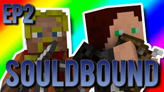JAGET AF AFSKYELIG SNEMAND?! - SOULBOUND - EP2 :: Dansk Minecraft