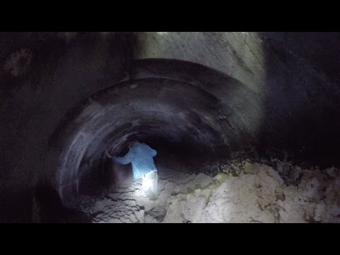 The secret tunnels of Table Mountain