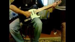 Металлика на гитаре Nothing else matters